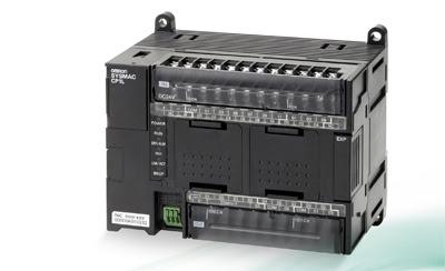Omron mejora su gama de contrladores  compactos e integra conectividad ethernet