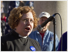 Working Families Rally 1 (Rev. Teresa Mithen)