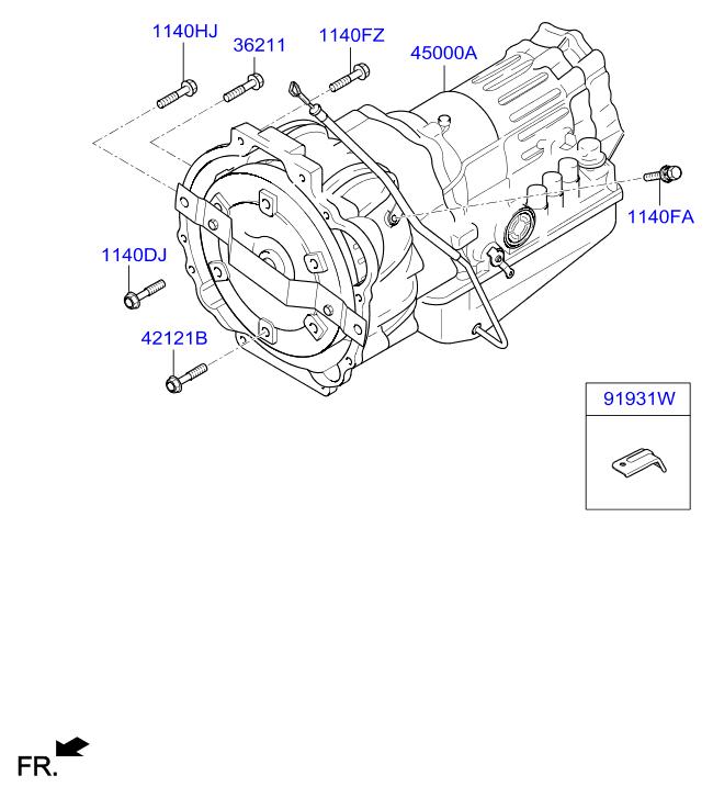 Hyundai Starex Wiring Diagram