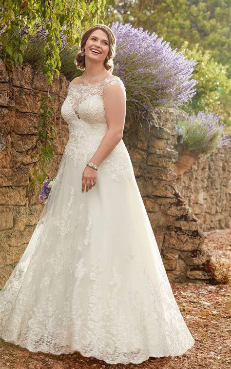 Boho Wedding Dresses   Off the Shoulder Boho Plus Size