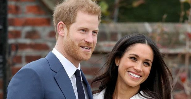 Meghan Markle gets some interesting name Suggestions for her newly born boy, from Netizens