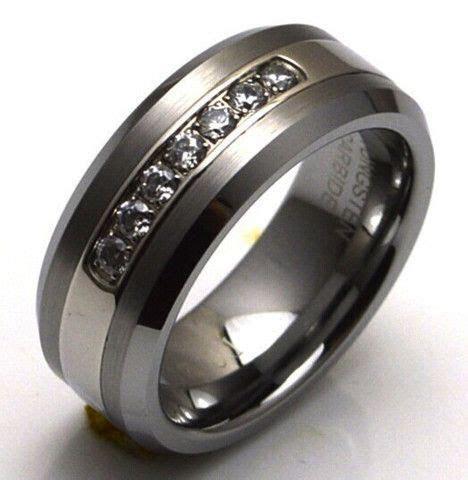 Best 25  Diamond wedding bands ideas on Pinterest   White