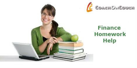 Professional Assistance For Finance and Statistics Homework Help by Jeson Holder