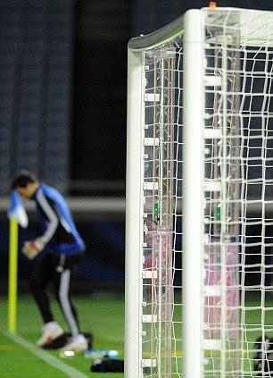 Football, FIFA Club World Cup Japan, Goal line technology