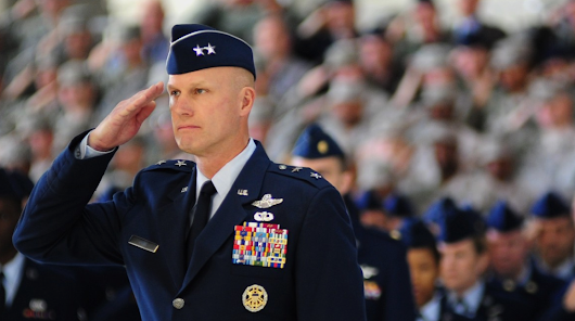 Air Force Fires General • Drop zone delta