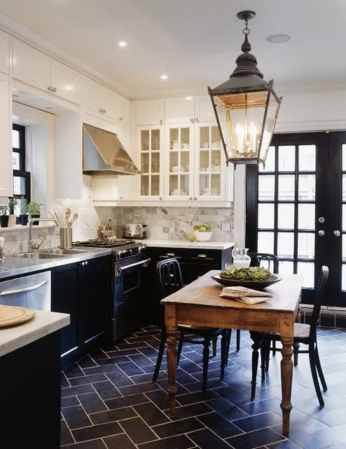 Tommy Smythe Kitchen via La Dolce Vita
