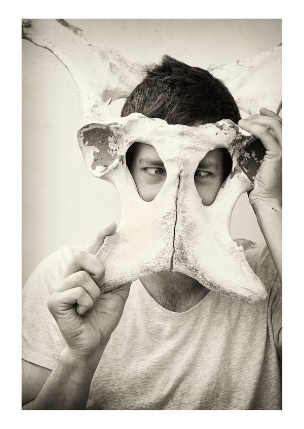 Male Model Porfolio Shoot, Bone Eyes!