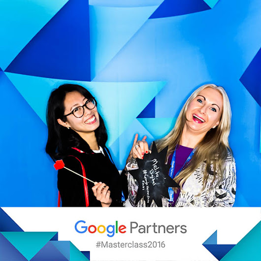 Check out my GIF from Google Partners #Masterclass2016