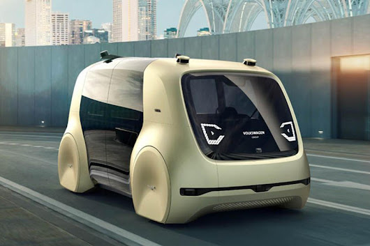 Volkswagen Will Launch An Autonomous Car In The US By 2021 - CarBuzz