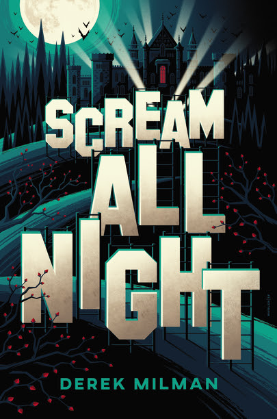 KayCee K. : - A Darkly Hilarious Contemporary - Scream All Night - Giveaway & Tour -