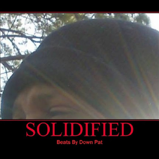 Solidified, by Down Pat