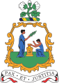 Coat of arms of Saint Vincent and the Grenadines.svg