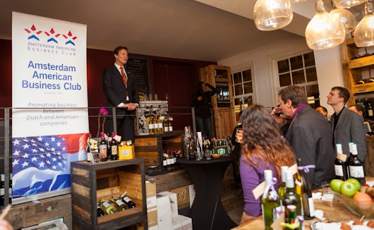 January Borrel Featuring U.S. Consul General