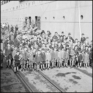 Детская работорговля в Англии