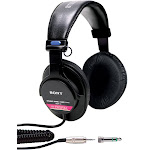 Sony MDR V6 Over-Ear Headphones