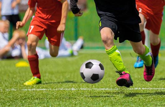 Sever's Condition: Heel pain in young soccer players - the signs to look out for and what they mean! - Sole Motion Podiatry