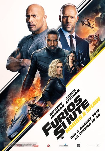 Fast & Furious Presents Hobbs & Shaw 2019 Dual Audio Hindi HDTS 480p 400MB