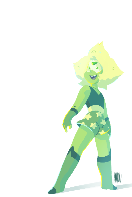 I'm a little late with this but here's a Crystal Gem Peri!!!!!!!!!!!!!
