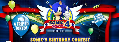 Sonic's 19th Birthday Contest!