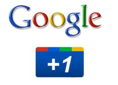 google 1 icon. seeing a +1 icon next to