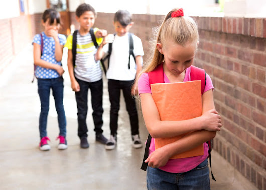 Child Bullying: How to Help Your Child Stand Up for Himself - INSPIRELLE