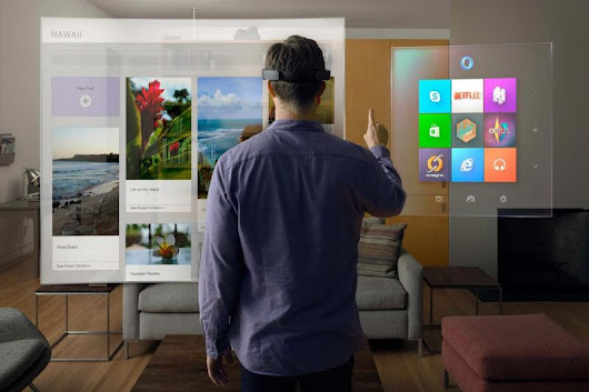 8 Augmented Reality Headsets That Have Users and Non-Users Excited - Touchstone Research