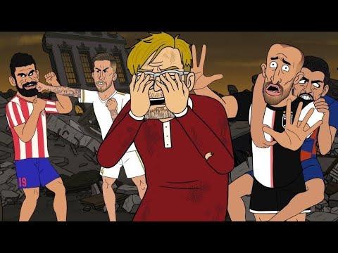 """الفلم الكرتوني الشهير The Champions مترجم بالعربي """" جميع..."""
