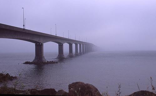 Confederation Bridge, New Brunswick
