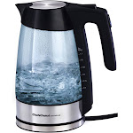 Chef's Choice Electric Tea Kettle, Grey, 7 Cup