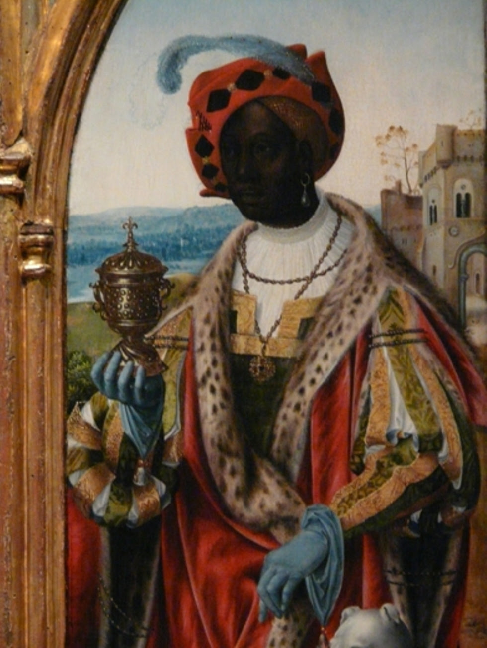 Moors Saints Knights And Kings The African Presence In Medieval