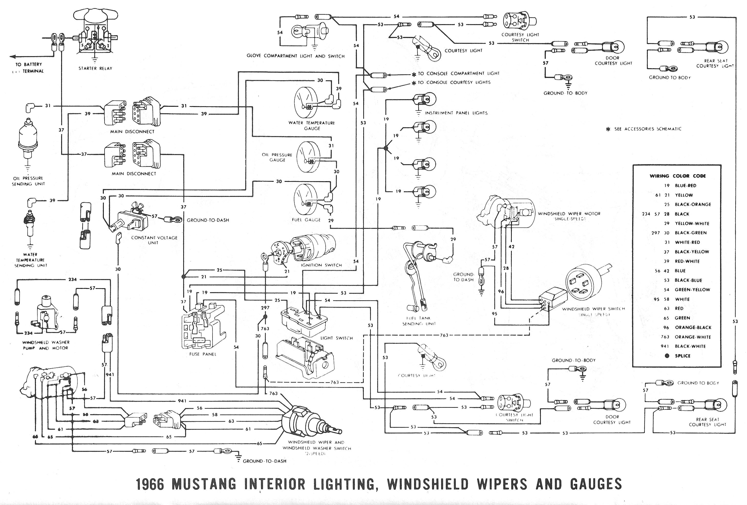 1967 Mustang Accessories Wiring Diagram Wiring Diagrams Regular A Regular A Miglioribanche It