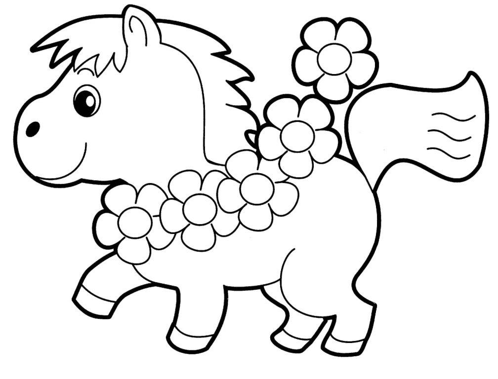 Cartoon Baby Farm Animals - Cliparts.co