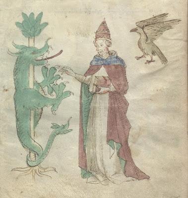 Papstprophetien manuscript