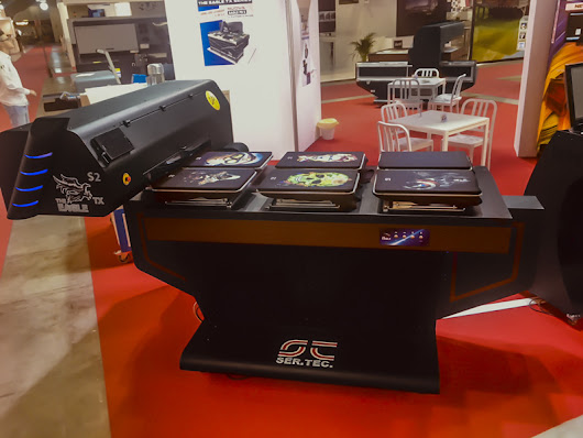 Report Viscom Milan 2018 | Eagle industrial digital printers