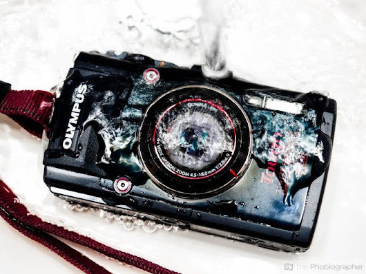 First Impressions: Olympus Tough TG-4