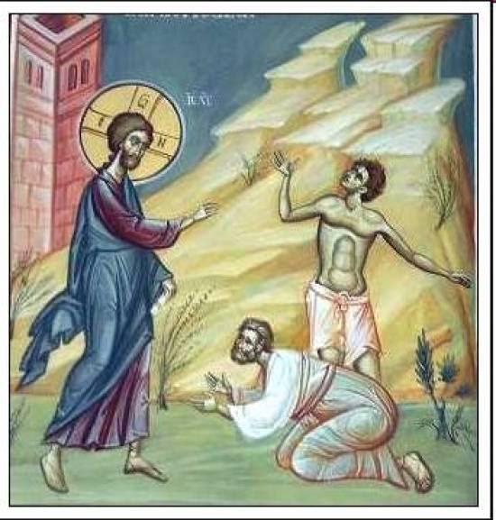 Αρχιμ. Σπυρίδων Πετεινάτος: Κήρυγμα Ι Κυριακής Ματθαίου