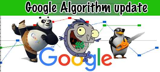 Google Fred update - Can [We] Blogger Survive Without Ads? - Cool Stuff Blog : Indie blogger