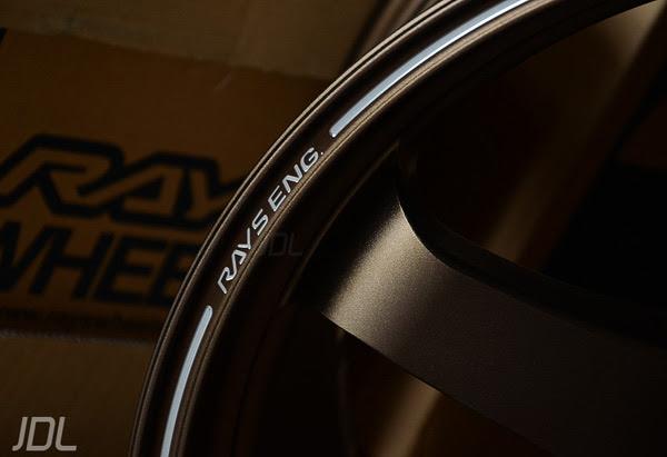 RAYS TE37 Ultra bronze