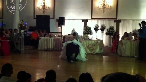 Wedding Ceremony Leg Band Show   YouTube