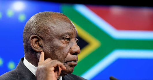2018 South African person of the year: President Cyril Ramaphosa (and his team) – What a Difference 179 Votes Make