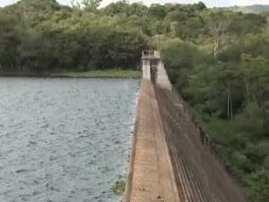 Barragem do Prata (Foto: Reprodução/ TV Asa Branca)