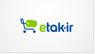 the easiest to use, most straightforward, and simple ecommerce platform logo design