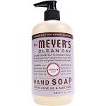 Mrs Meyers Clean Day Hand Soap, Lavender Scent - 12.5 fl oz bottle