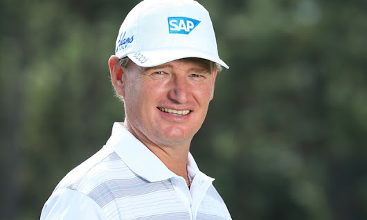 Ernie Els signs on as a spokesperson for Stable 26 footwear | GolfWest