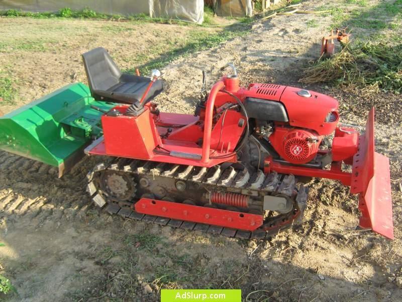 Trattori agricoli usati, macchine: Piccolo trattore ...
