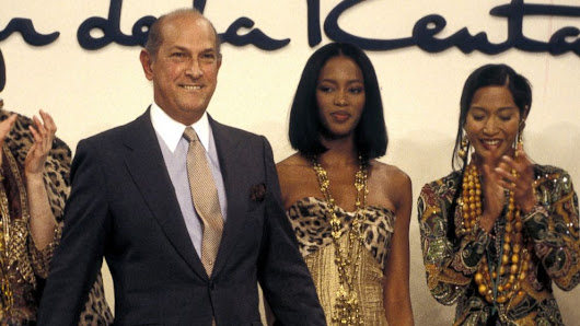Stars Mourn the Death of Fashion Icon Oscar de la Renta