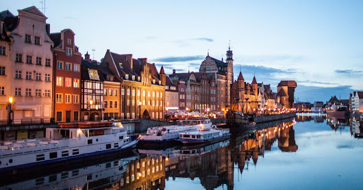 Gdansk in Poland is so beautiful it will blow away your Soviet-era expectations