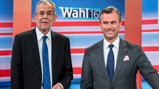 Austria: Far-right nationalist Hofer concedes defeat