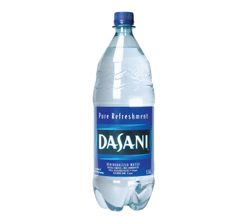 Dasani Bottled Water Has 4 Ingredients: Tap Water, Known Teratogen, Lethal Drug, and Salt - Living Traditionally