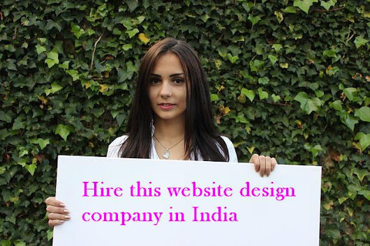 Recognized Website Design Company in India